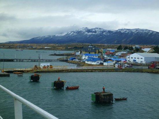 Navimag: Chegada a Puerto Natales