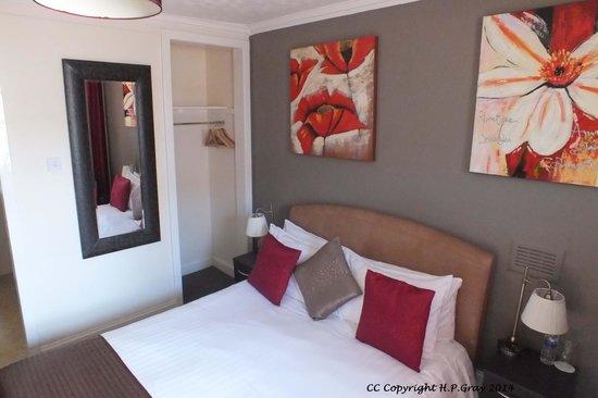 Blackhorse Hotel: Bedroom