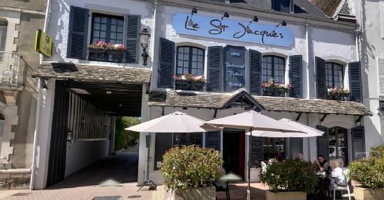 Hotel Le Saint Jacques