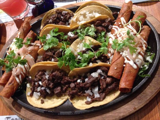 Best Mexican Food In Moscow Russia