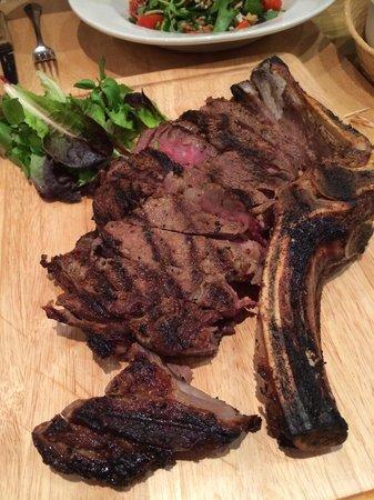 Steak to die for - Picture of Espanol, Poulton Le Fylde ...