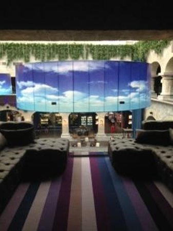 Hard Rock Hotel Riviera Maya: Heaven Lobby