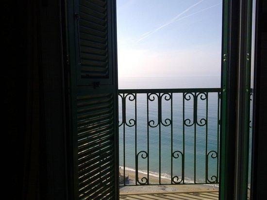 Hotel Leopold: la vista dalla stanza