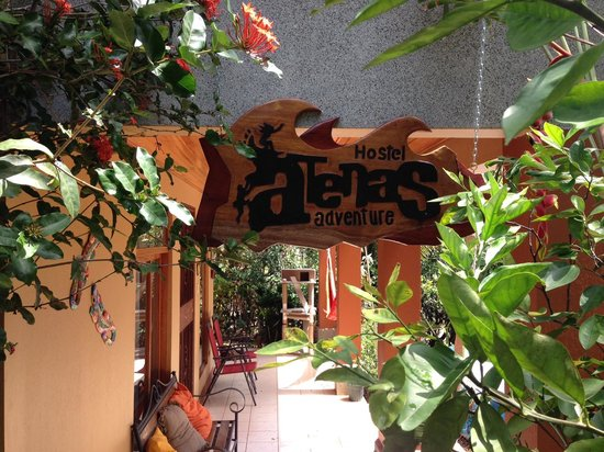 Atenas Adventure Hostel