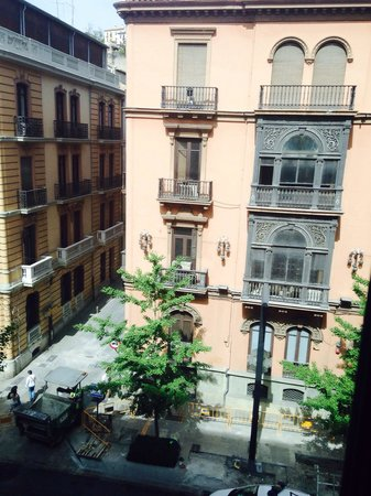 AC Palacio De Santa Paula, Autograph Collection: Really liked this view from my window.