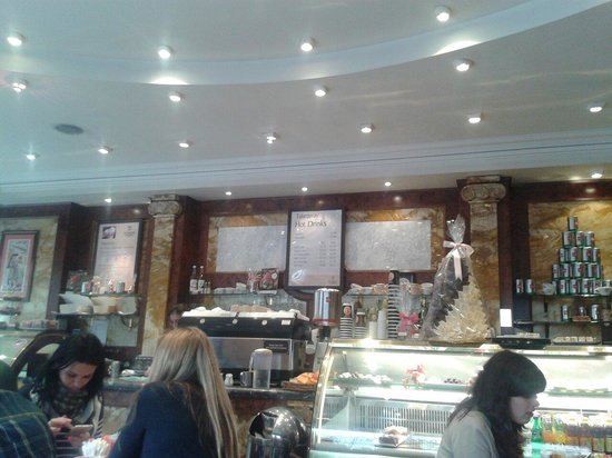 Patisserie Valerie - Piccadilly: :-)