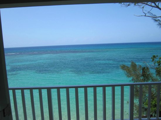 Jamaica Inn : view from a suite
