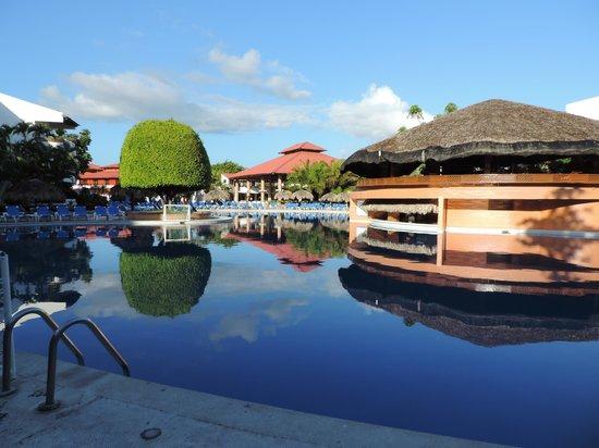 Barcelo Puerto Plata : The big pool