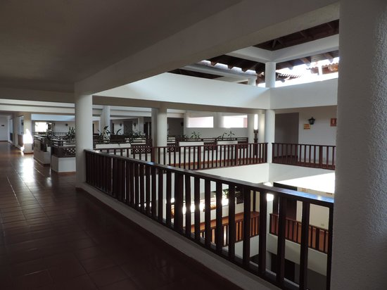 Barcelo Puerto Plata : The inside of building 11