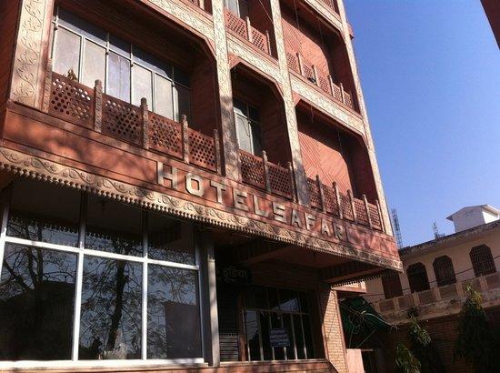 Hotel Safari: Hotel building