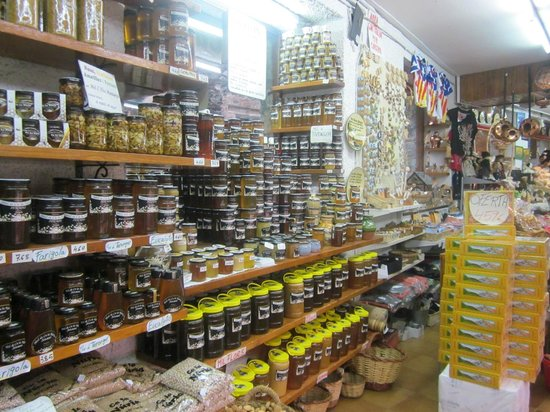 Ca la Nuria : high quality honey... all from the house