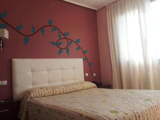 Hotel Artxanda: HABITACION