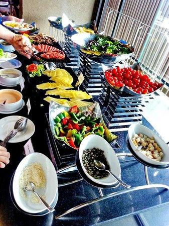 Sunsuri Phuket: Завтрак-2