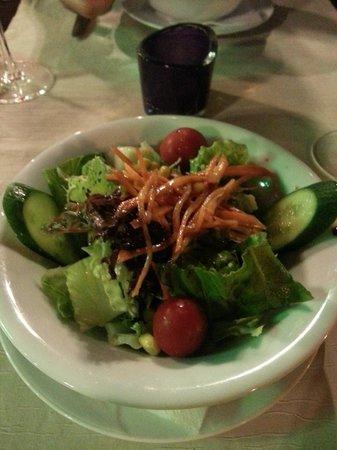 Otantik Restaurant & Winehouse : salads