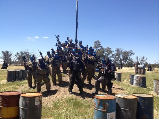 ‪Project Paintball Wagga‬