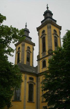 Deutschordensmuseum: Schlosskirche
