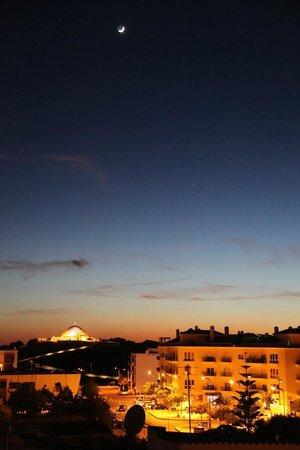 Loule Jardim Hotel: View from roof top terrace pool