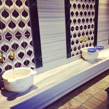 Club Evin Marmaris : Turkish Bath,Sauna at Club Evin - new to 2014