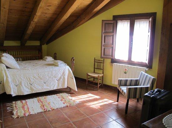 Al Agrego Sol: Dormitorio matrimonio