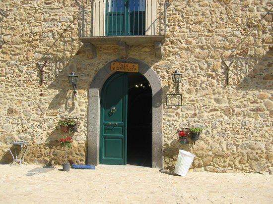Agriturismo Papa Sisto: Originale Mauern aus dem 18. Jhdt