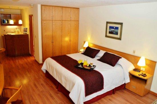 Armon Suites Hotel: Superior King Room