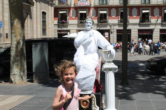 Las Ramblas: Super séjour!!!