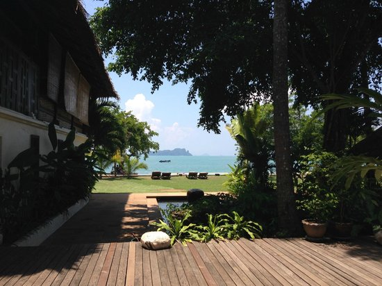 Koyao Island Resort : view from the bar