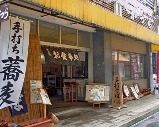 Handmade Soba Katsura Picture