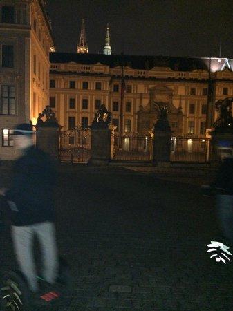 Segway Experience Tours & Rents: Prague Castle