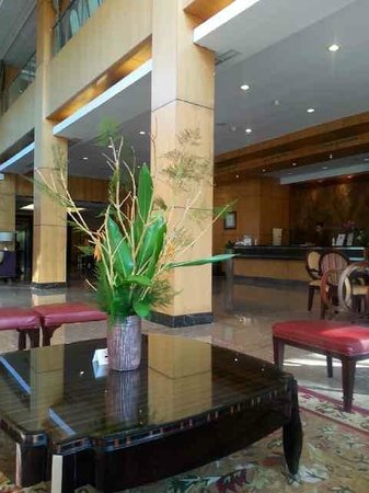 Aston Manado Hotel: lobby
