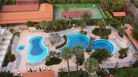 Bahia Principe San Felipe : Las piscinas