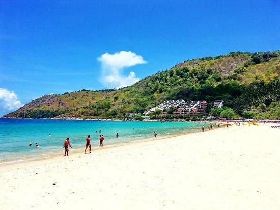 Rawai, Tailandia: Пляж Nai Harn 2