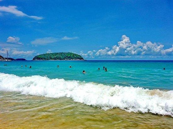 Nai Harn Beach: Пляж Nai Harn 5