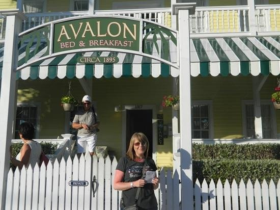 Avalon Bed and Breakfast : great stay loved it xx