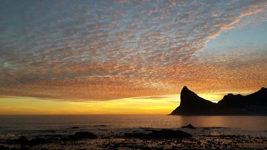 Sunset at Tintswalo Atlantic