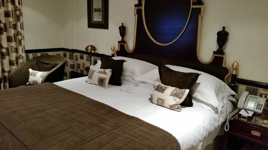 The Chesterfield Mayfair: Letto comodo
