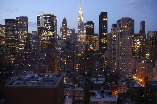 Dumont NYC–an Affinia hotel: 30th floor