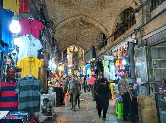 Tehran Bazaar: Базар
