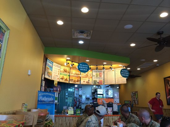 Tropical Smoothie Cafe Menu Southport Nc