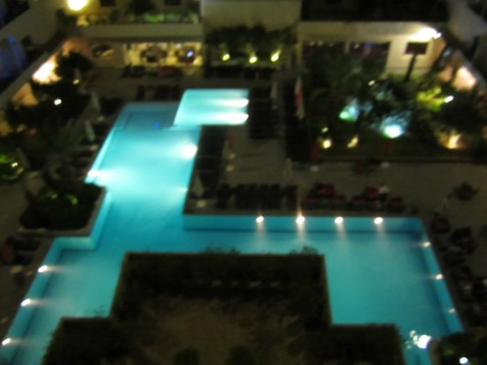 Red Hotel Marrakech: Piscine