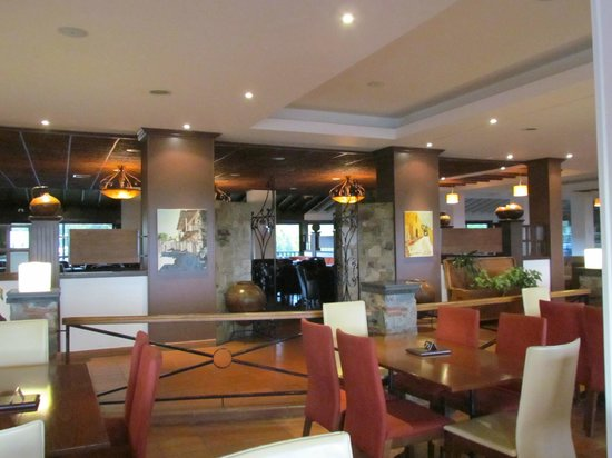 Rodon Mount Hotel and Resort : The restaurant