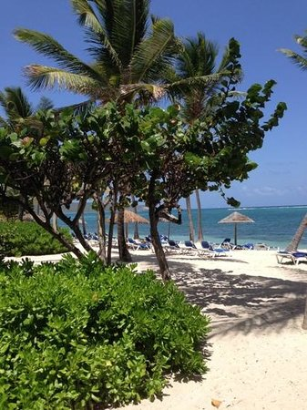 St. James's Club & Villas : Another Coco beach room view