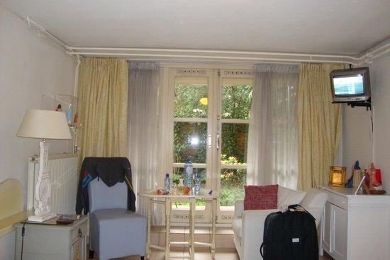 Sandton Hotel de Filosoof - TEMPORARILY CLOSED: habitación twin standard