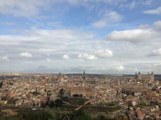 Parador de Toledo : nice view