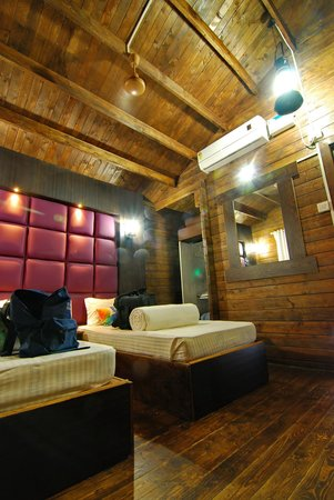 Nordest Lemonmint Beach Resort Goa : The room