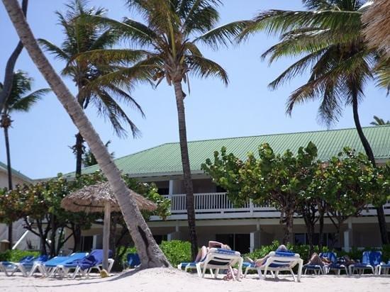 St. James's Club & Villas : Coco Beachside rooms