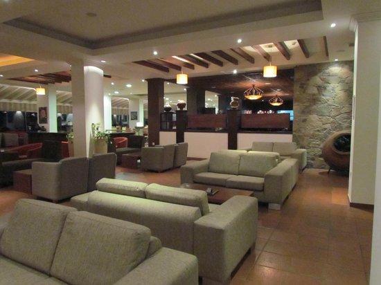 Rodon Mount Hotel and Resort : Restaurant area