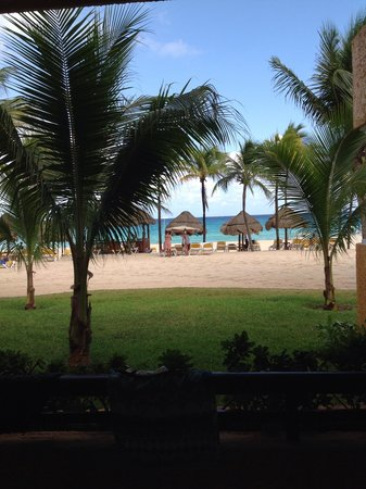 Iberostar Tucan Hotel: Our view
