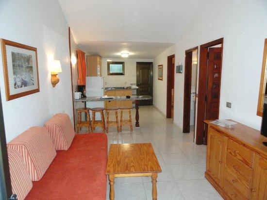 Santa Clara Bungalows : Apartment