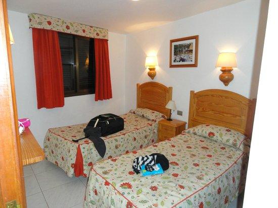Santa Clara Bungalows : Bedroom 1